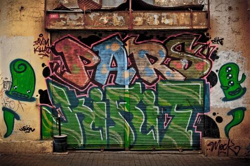 Taksim Graffiti